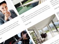 Web design a minimalizm