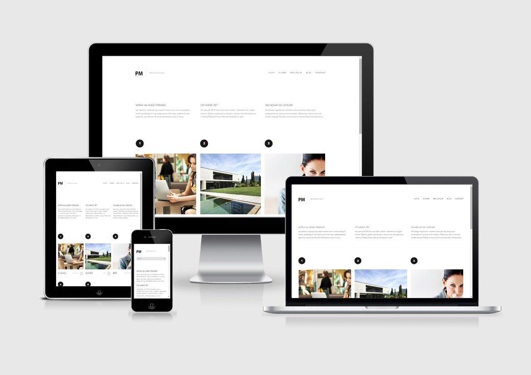 Responsive Web Design - Example