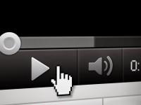 Odtwarzacz filmów z playlistą w HTML5