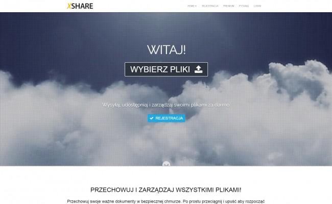 xshare-home