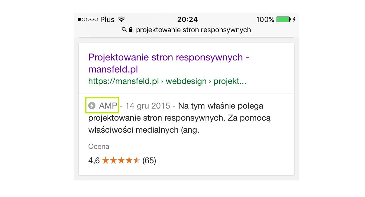 amp zrzut ekranu